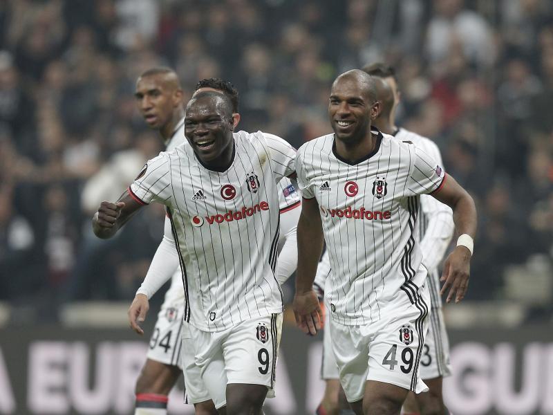 BeşiktaşIstanbul ist türkischer Meister