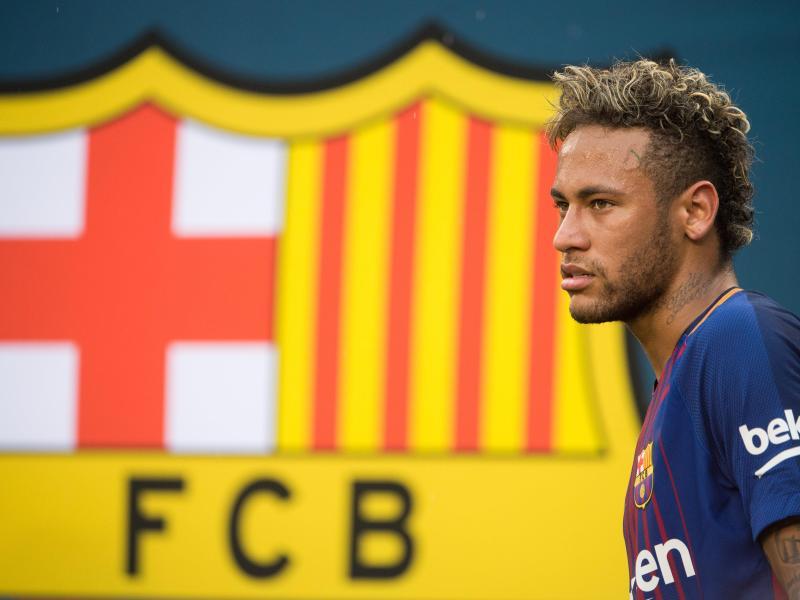 Neymar will den FC Barcelona verklagen