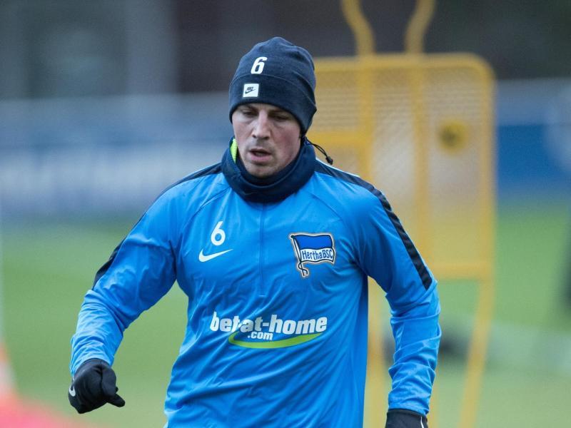 Zurück im Hertha-Training: Vladimir Darida