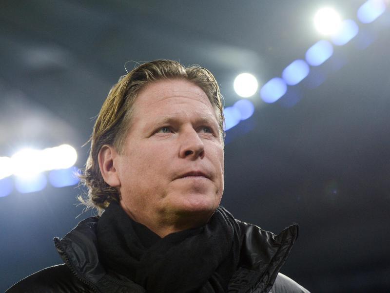 HSV-Coach Markus Gisdol braucht dringend einen Sieg gegen Köln