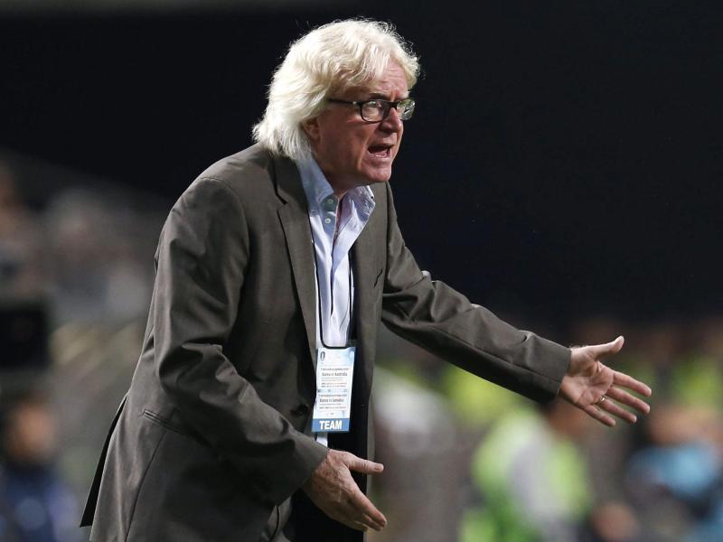 Trainer Winfried Schäfer hat sich im Stadt-Derby mit seinem Verein Esteghlal Teheran gegen Persepolis durchgesetzt