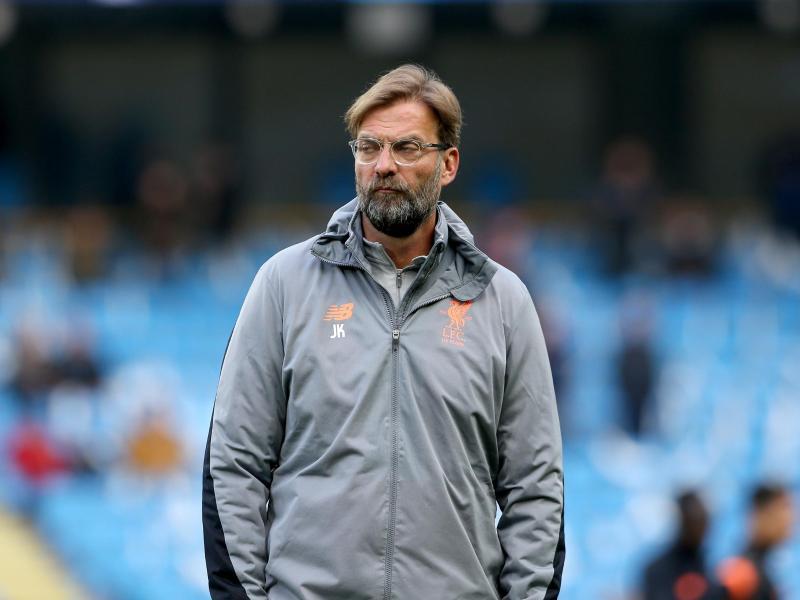 Trainer Jürgen Klopp trifft mit dem FC Liverpool im Halbfinale auf den großen Außenseiter AS Rom