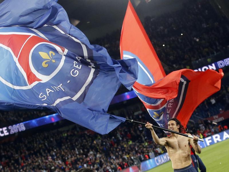 PSG konnte am Sonntag die Meisterschaft bejubeln