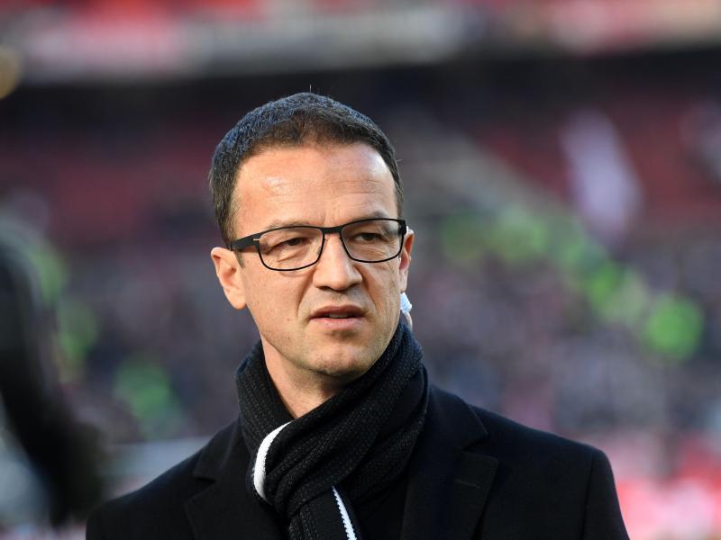 Fredi Bobic kann die Entscheidung von Sandro Wagner nicht nachvollziehen