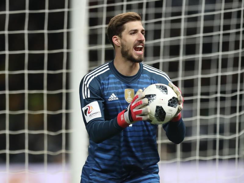 Kevin Trapp ist einer der Wackelkandidaten im DFB-Team