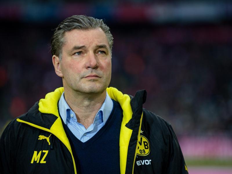 Für Sportdirektor Michael Zorc ist Borussia Dortmund in der neuen Saison kein Titelkandidat