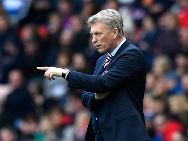 David Moyes ante el West Ham en Premier (Foto: Getty)