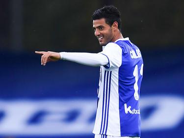 Carlos Vela verabschiedete sich mit einem Erfolgserlebnis von Real Sociedad