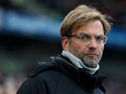 Liverpool-Trainer Jürgen Klopp entschuldigte sich nach dem Spiel gegen Swansea