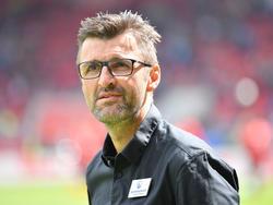 Michael Köllner geht selbstbewusst in das Topspiel der zweiten Liga