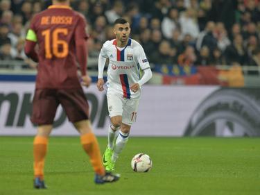La Roma necesita por lo menos dos goles para remontar al Lyon. (Foto: Getty)