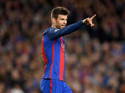 Bleibt Barca treu: Gerard Piqué