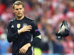 Findet die WM ohne Manuel Neuer statt?