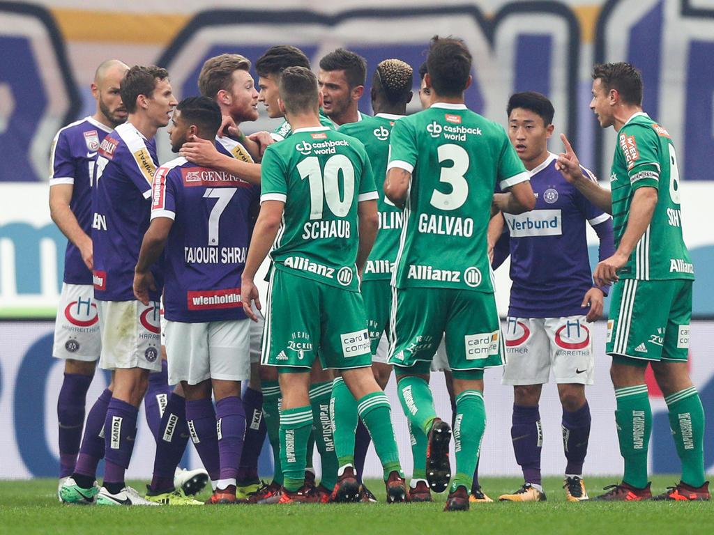 Die heimische Bundesliga hofft suf einen Champions-League-Fixplatz