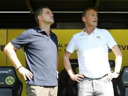 Zorc und Watzke giften gegen Lehmann
