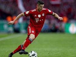 Robert Lewandowski könnte den FC Bayern im Anschluss an die WM verlassen