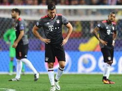 Auch Robert Lewandowski verzweifelte gegen Atlético