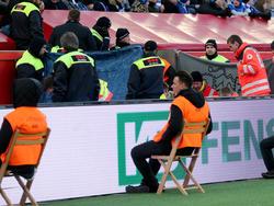 Schalke-Fans in Leverkusen verletzt