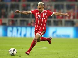 Bayern-Oldie Rafinha liebt den Verein
