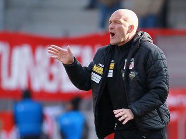 Stefan Emmerling ist nicht mehr Coach von Rot-Weiß Erfurt