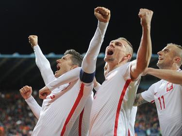 Polen jubelt und marschiert mit Vollgas Richtung WM 2018 in Russland