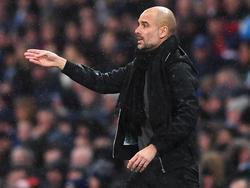 City-Coach Pep Guardiola schlägt Alarm