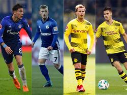 Vor dem Revierderby: Schaltzentralen von Schalke 04 und BVB in der Krise