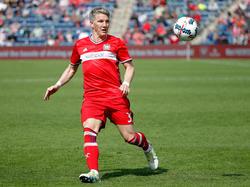 Bastian Schweinsteigers Vertrag in Chicago lief nach den Playoffs aus
