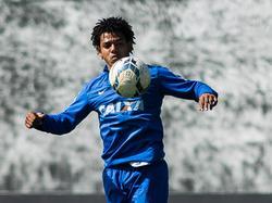 Romarinho en un entrenamiento con Corinthians. (Foto: Imago)