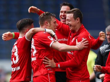 Fortuna Düsseldorf setzte den nächsten Schritt in Richtung Aufstieg
