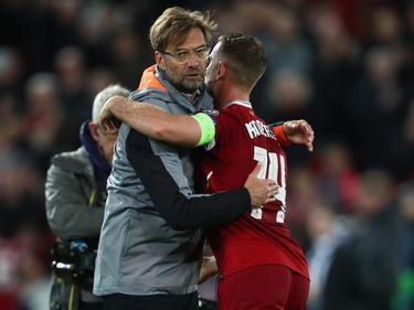 Jürgen Klopp hat beste Aussichten auf den Finaleinzug in der Champions League