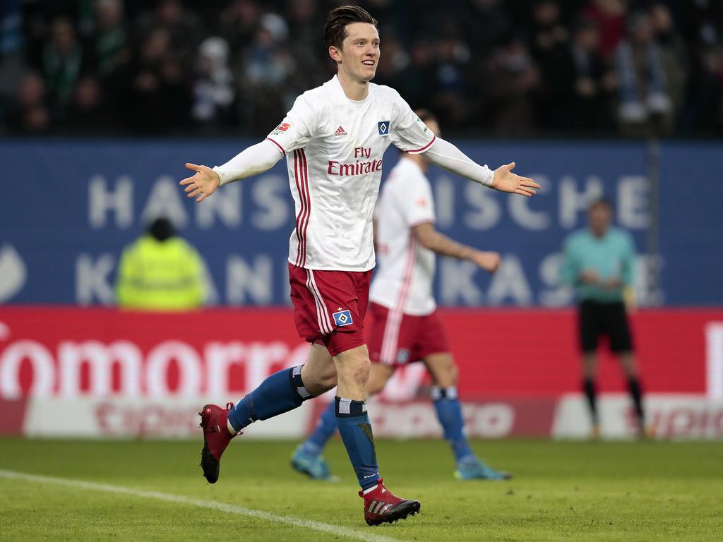 Gregoritsch könnte den HSV im Sommer verlassen