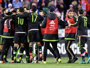 México defenderá título en tierras norteamericanas. (Foto: Getty)