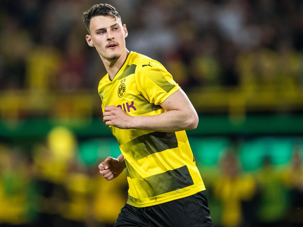 Janni-Luca Serra spielt in der Rückrunde für den VfL Bochum