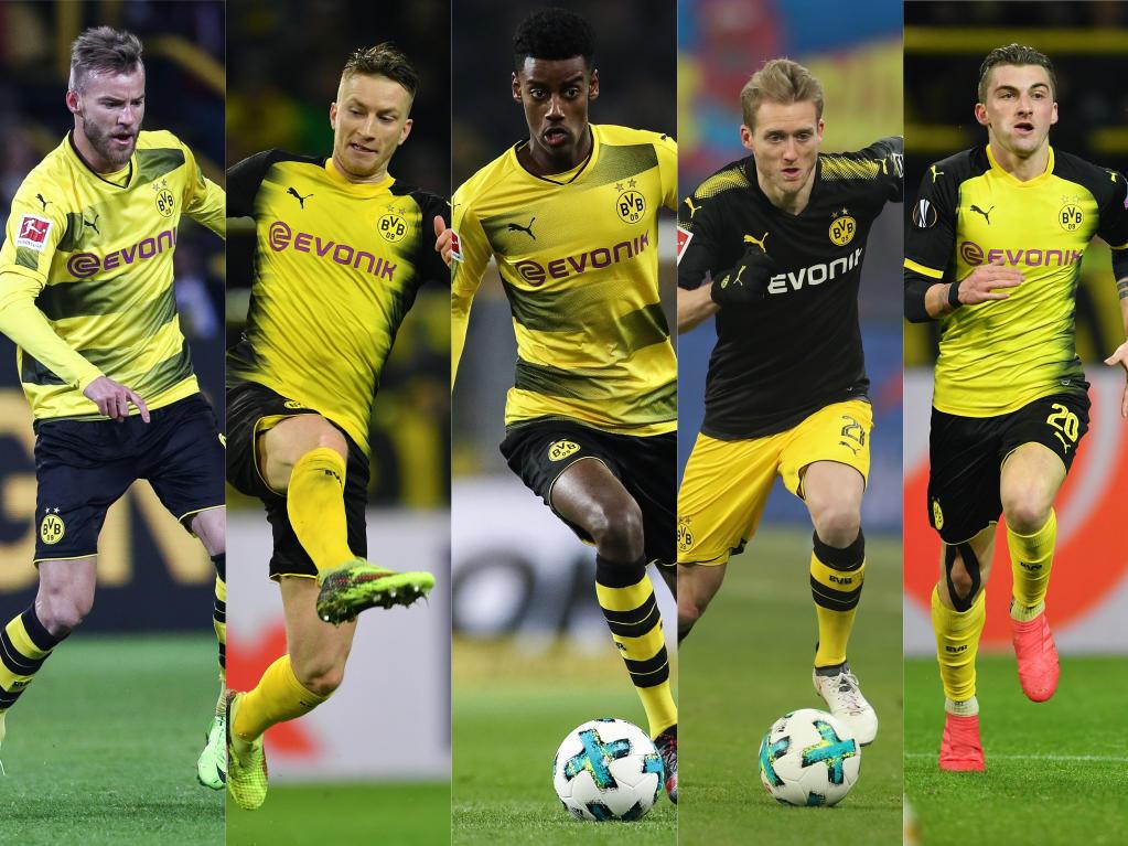 Wer ersetzt Michy Batshuayi bei Borussia Dortmund?