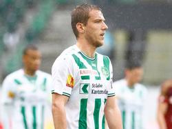 Mario Leitgeb hat beim FC St. Gallen schlechte Perspektiven
