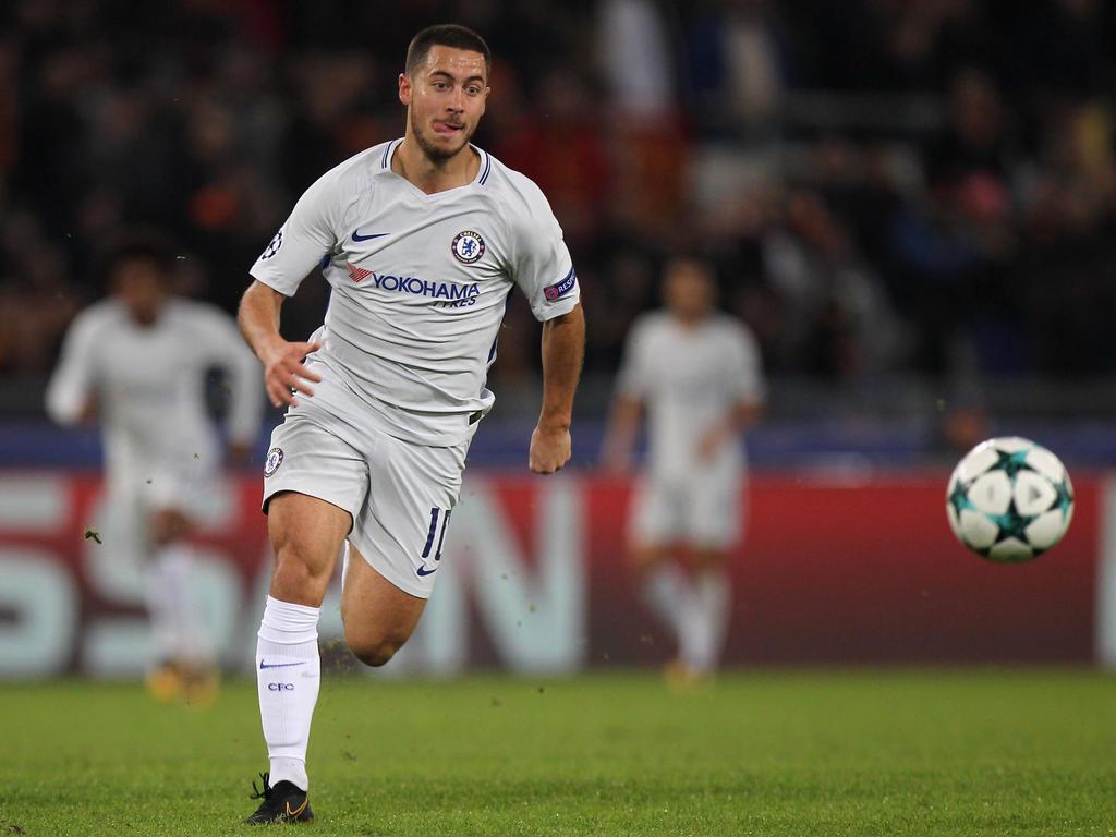 Eden Hazard gehört zu den Leistungsträgern von Chelsea
