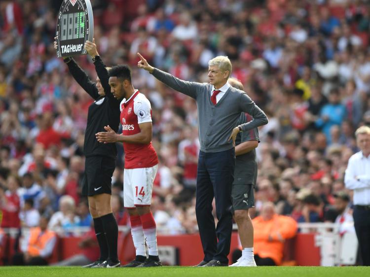 Für Arsène Wenger war es ein besonderes Spiel
