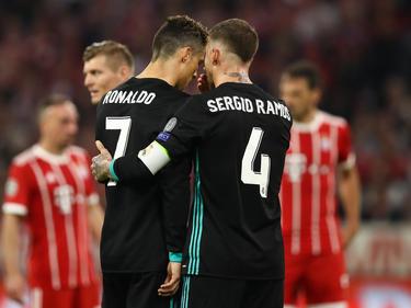 Cristiano Ronaldo und Sergio Ramos bekommen eine Pause