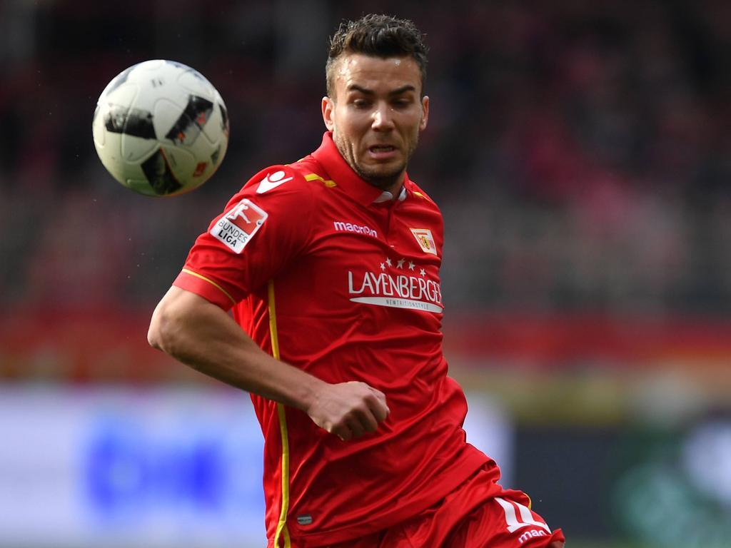 Dennis Daube hat seinen Vertrag bei Union Berlin verlängert