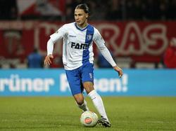 Tobias Schwede war für den 1. FC Magdeburg erfolgreich