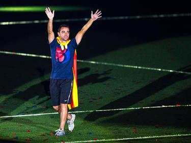 Xavi beendet im Sommer offenbar seine glanzvolle Karriere