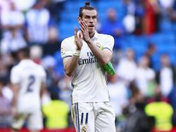 Gareth Bale steht Real Madrid im Spiel gegen den FC Barcelona zur Verfügung