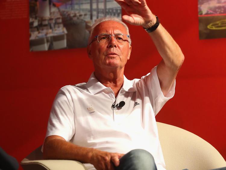 Franz Beckenbauer hat sich zu Spannungen im Team des DFB geäußert