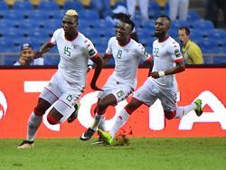 Burkina Faso trifft als krasser Außenseiter im Halbfinale des Afrika Cups auf Ägypten