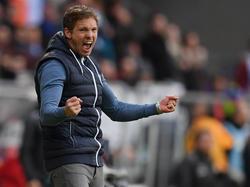 Julian Nagelsmann und die TSG Hoffenheim sind eine der großen Überraschungen der Saison