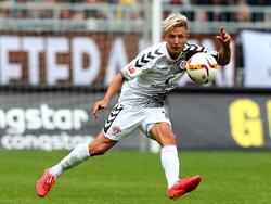 St. Paulis Marc Rzatkowski soll das Interesse des VfB Stuttgart geweckt haben