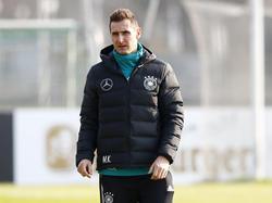 Miroslav Klose kehrt zum FC Bayern München zurück