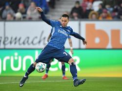 Steht bei Hannover 96 auf der Wunschliste: HSV-Angreifer Bobby Wood