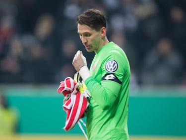 René Adler wird gegen Wolfsburg nicht im Mainzer Kasten stehen